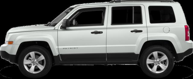 2016 Jeep Patriot SUV Sport/North