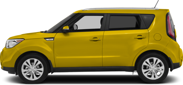 2016 Kia Soul Hatchback LX