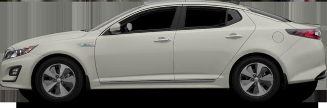 2016 Kia Optima Hybrid Sedan EX