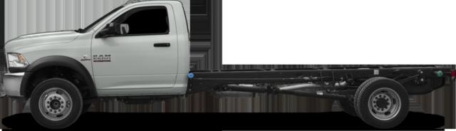 2016 Ram 3500 Chassis Truck ST/SLT