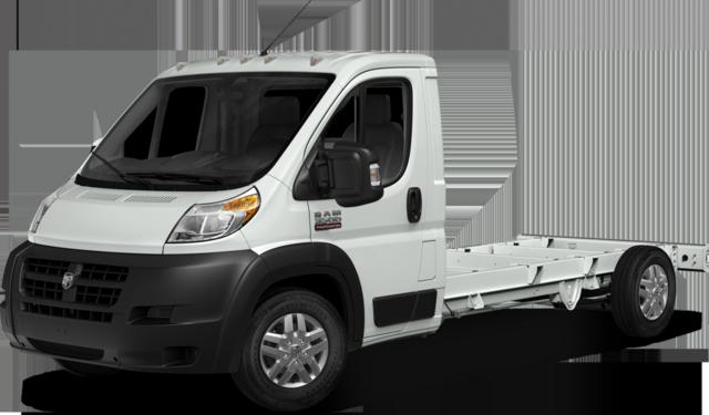 2016 Ram ProMaster 3500 Cutaway Truck Low Roof