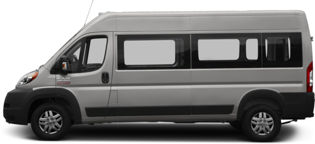 2016 Ram ProMaster 3500 Window Van Van High Roof