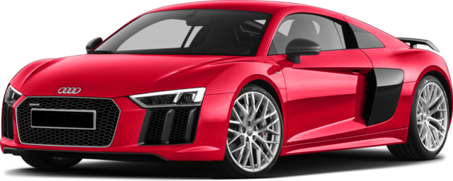 2017 Audi R8 Coupe 5.2 V10 plus