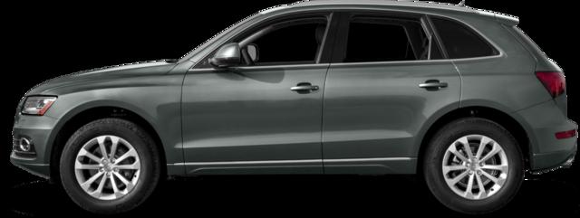 2017 Audi Q5 SUV 3.0T Progressiv