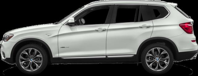 2017 BMW X3 SUV xDrive28d