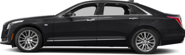 2017 CADILLAC CT6 Sedan 3.6L