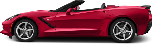 2017 Chevrolet Corvette Cabriolet Stingray