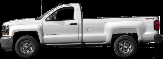 2017 Chevrolet Silverado 1500 Truck LS