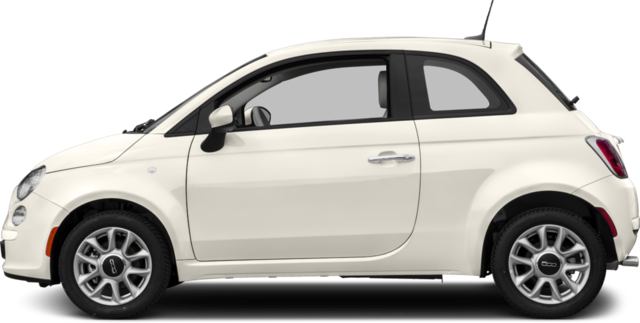 2017 FIAT 500 Hatchback Pop