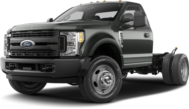 2017 Ford F-450 châssis Camion XL