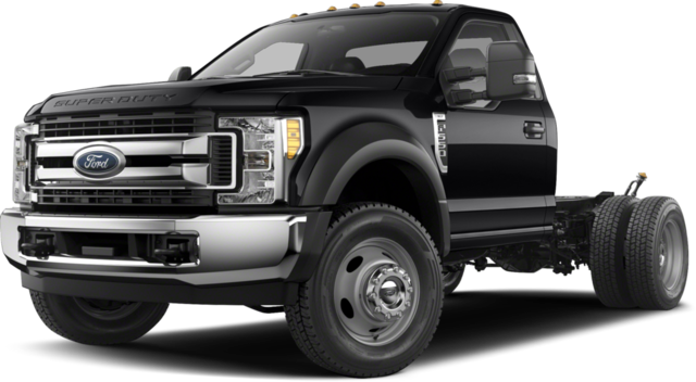 2017 Ford F-550 châssis Camion XL