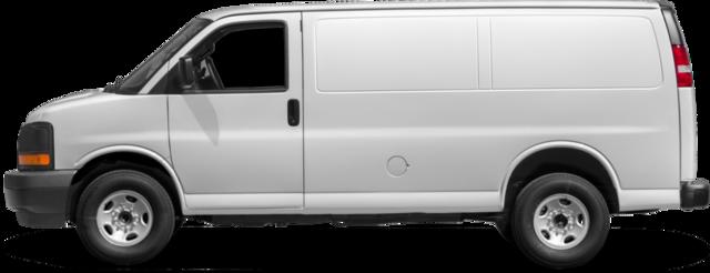 2017 GMC Savana 2500 Fourgon fourgon utilitaire