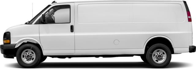 2017 GMC Savana 3500 Fourgon fourgon utilitaire