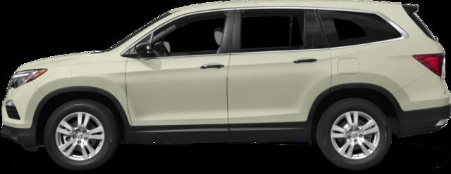 2017 Honda Pilot SUV LX
