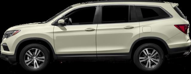 2017 Honda Pilot VUS EX-L avec SD
