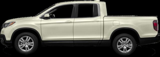 2017 Honda Ridgeline Truck LX