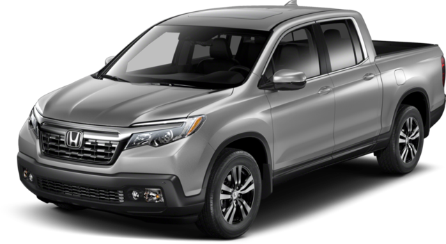 2017 Honda Ridgeline Truck EX-L