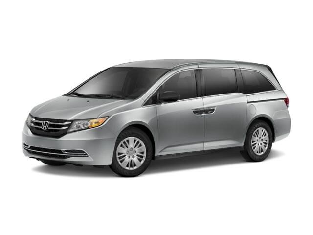 2017 Honda Odyssey Van