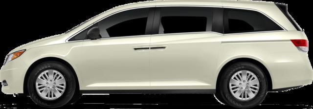 2017 Honda Odyssey Van LX
