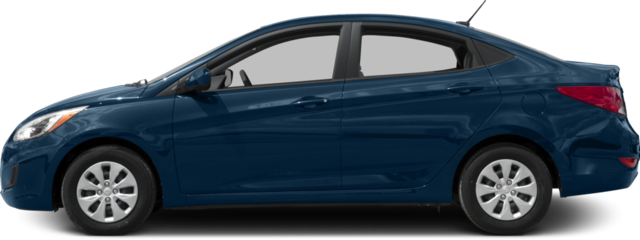 2017 Hyundai Accent Sedan LE