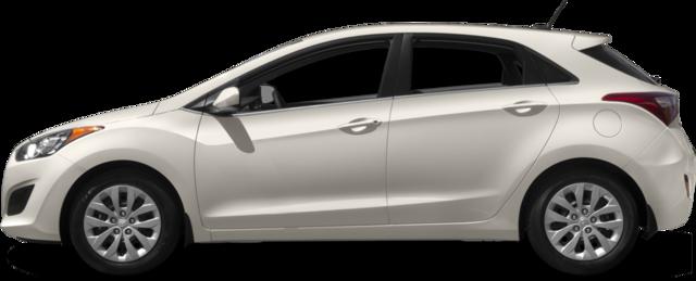 2017 Hyundai Elantra GT Hatchback SE