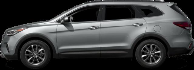2017 Hyundai Santa Fe XL SUV Luxury w/6 Passenger
