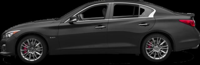 2017 INFINITI Q50 Sedan 3.0t Red Sport