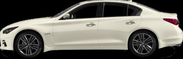2017 Infiniti Q50 Hybrid Sedan Base