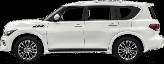 2017 INFINITI QX80 SUV Base 7 Passenger