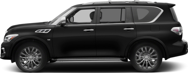 2017 INFINITI QX80 SUV Limited 7 Passenger