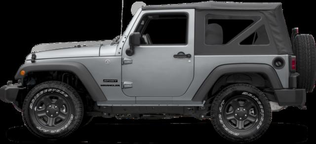 2017 Jeep Wrangler SUV Sport