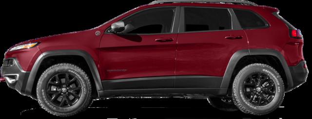 2017 Jeep Cherokee SUV Trailhawk