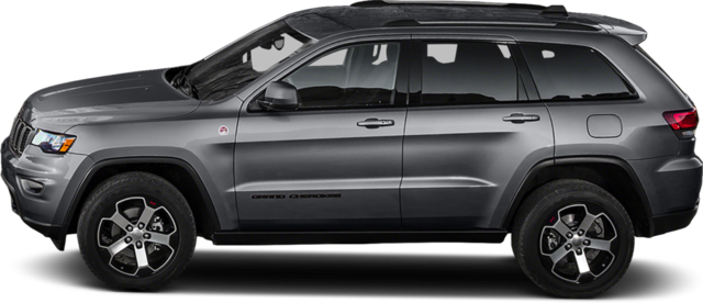 2017 Jeep Grand Cherokee SUV Trailhawk
