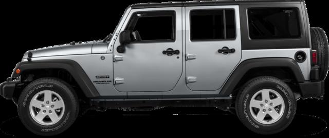 2017 Jeep Wrangler Unlimited VUS Sport