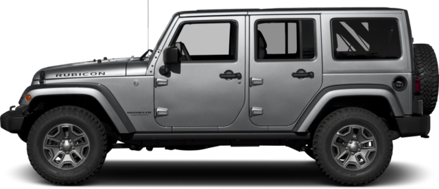 2017 Jeep Wrangler Unlimited SUV Rubicon
