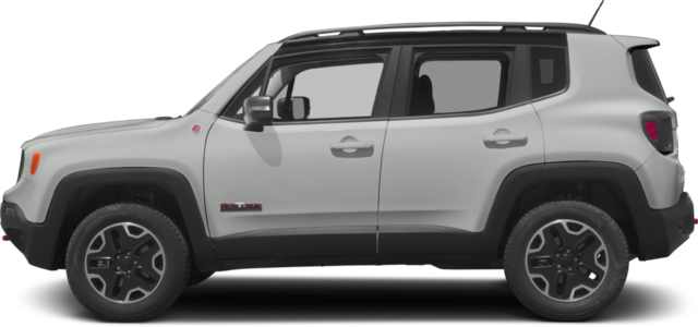 2017 Jeep Renegade SUV Trailhawk