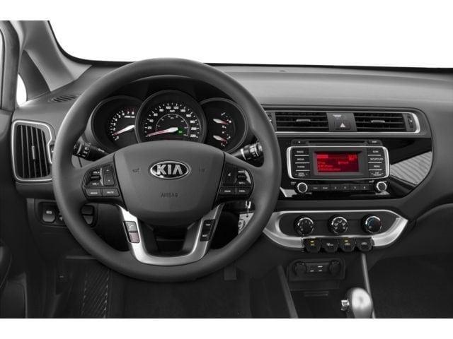 2017 Kia Rio Sedan