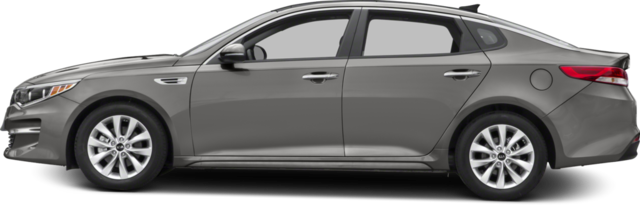 2017 Kia Optima Sedan LX+