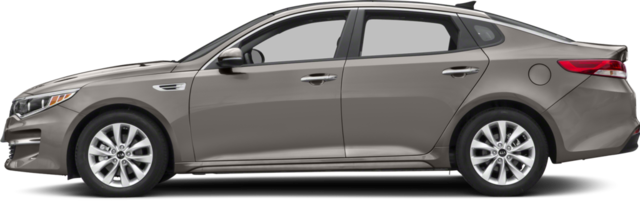 2017 Kia Optima Sedan EX w/Sunroof