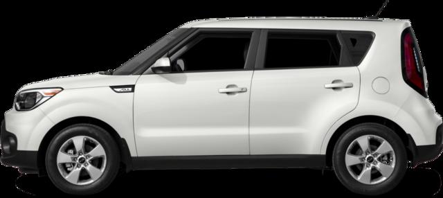 2017 Kia Soul Hatchback LX
