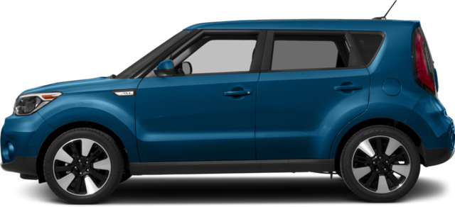 2017 Kia Soul Hatchback EX