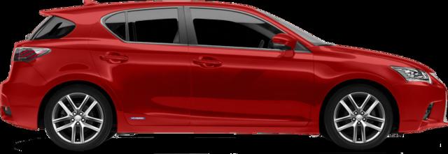 2017 Lexus CT 200h Hatchback