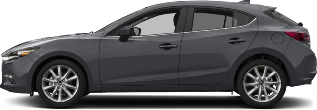 2017 Mazda Mazda3 Hatchback GT