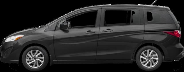 2017 Mazda Mazda5 Wagon GS (M6)