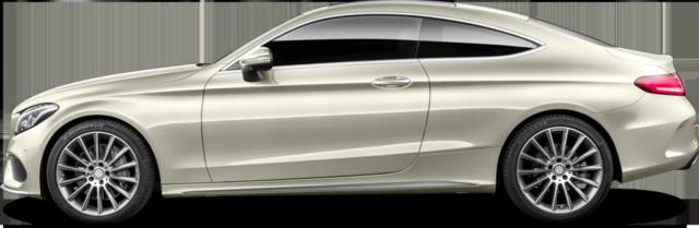 2017 Mercedes-Benz C-Class Coupe C300 4MATIC