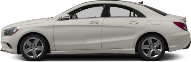 2017 Mercedes-Benz CLA 250 Sedan Base