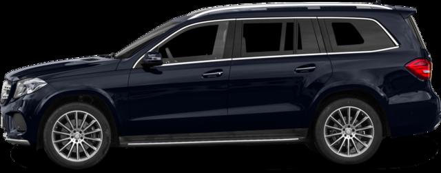 2017 Mercedes-Benz GLS 550 SUV