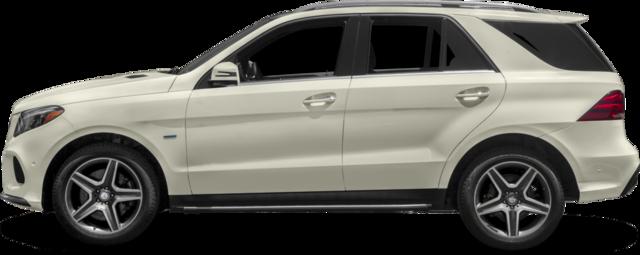 2017 Mercedes-Benz GLE 550e SUV Base (A7)