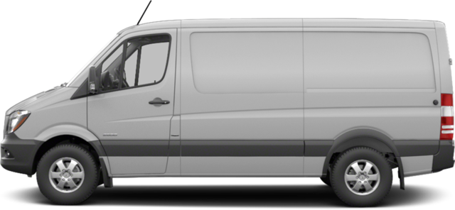 2017 Mercedes-Benz Sprinter 2500 Van Standard Roof V6
