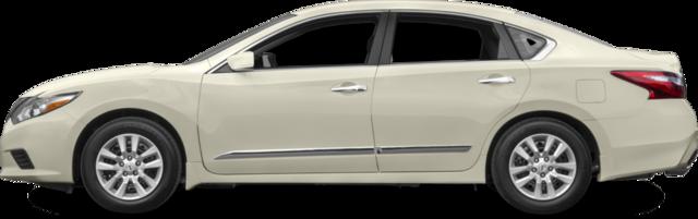 2017 Nissan Altima Sedan 2.5 SV